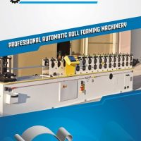 Professional Roll Forming Machinery: Roller Shutter -Profileuse â Galets Lames de Rideaux
