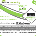 Leader Security Tunisie : Pointeuse