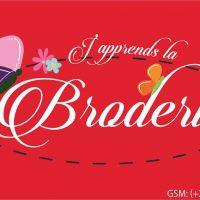 Formation Broderie