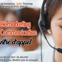 Formation Télémarketing & Français De Communication