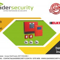 Leader Security: détection incendie