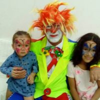 ARTISTE CLOWN TUNIS HAMMAMET