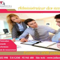 IST Formation : Formation  Administrateur des ventes