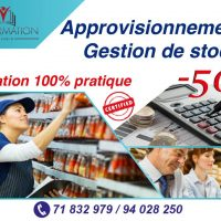 IST Formation-Gestionnaire de stock