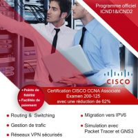 formation cisco ccna