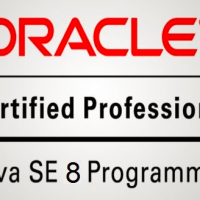 #Certification #OCAJP / #OCPJP 8: [ 1Z0-808, 1Z0-809]