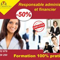 IST Formation : Responsable Administratif et Financier