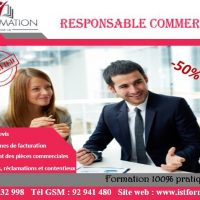 IST Formation : Responsable commerciale